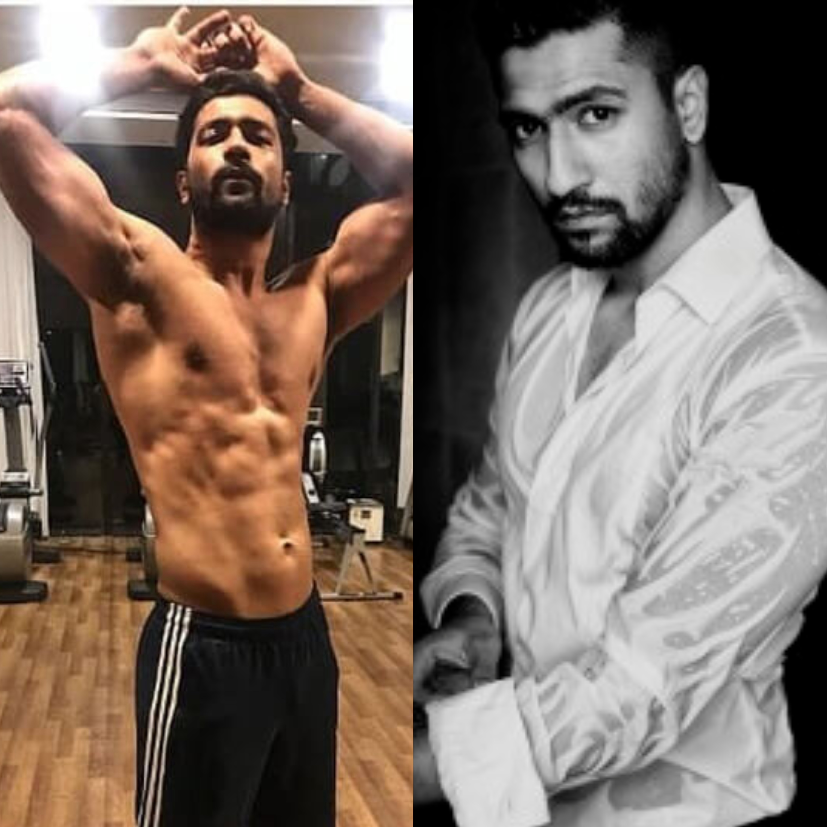 Watch Vicky Kaushal Sweating It Hard For 'URI: The Surgical Strike