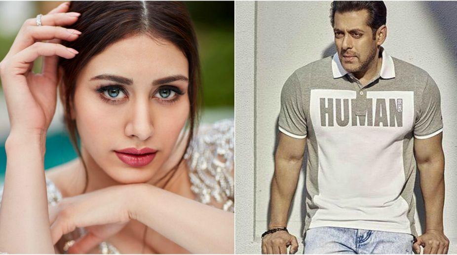 Warina Hussain to shake a leg with Salman Khan in Dabangg 3