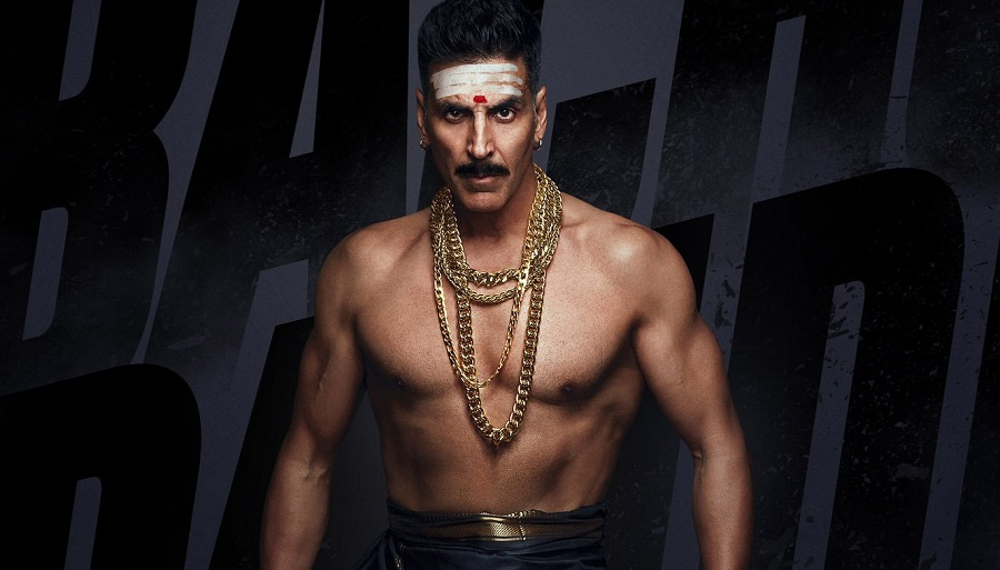 Bachchan Pandey Askhay Kumar first look