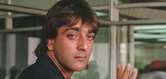 Sanjay Dutt as Vicky in Naam