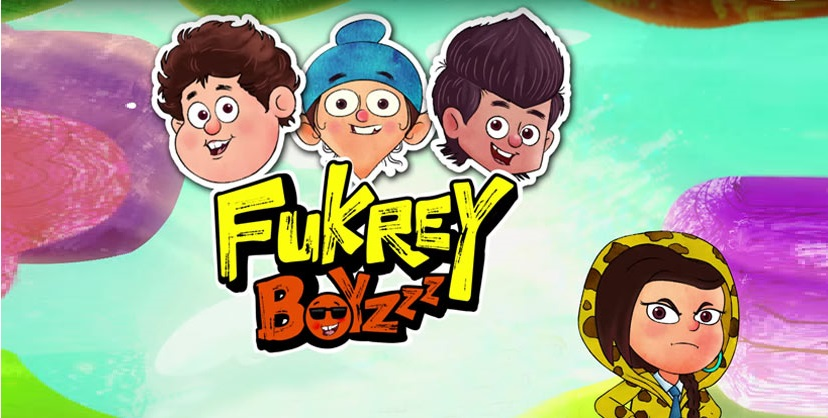 Fukrey Boyzzz