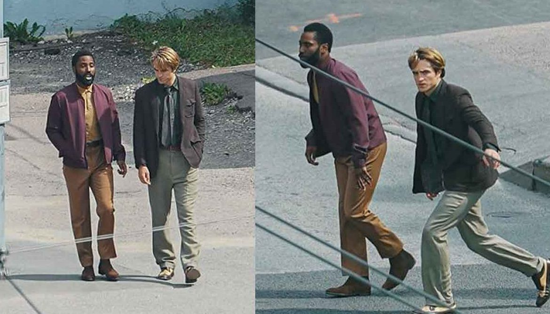 Robert Pattinson in Mumbai