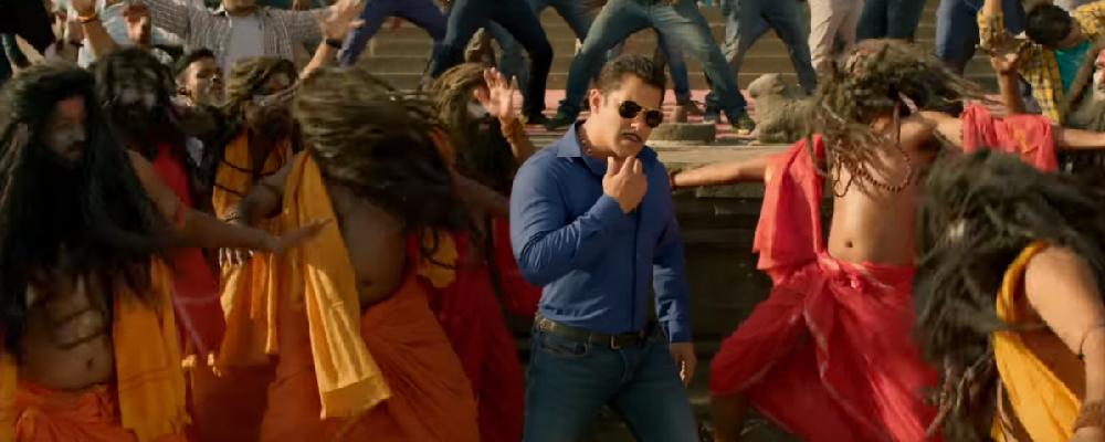 Dabangg 3 Title Track Salman Khan