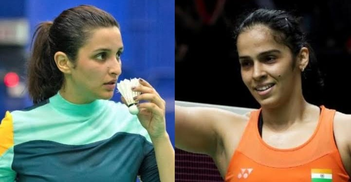 Saina Nehwal Parineeti Chopra