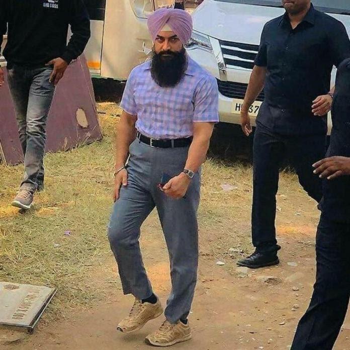 Aamir Khan Laal Singh Chaddha